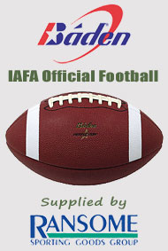 Baden IAFA Official Football