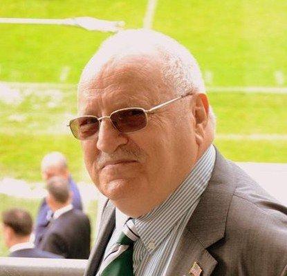 Doug Platten, Senior Alumni Officer