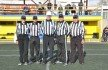 Officiating Crew for EFL fixture between Thonon Black Panthers and Badalona Dracs