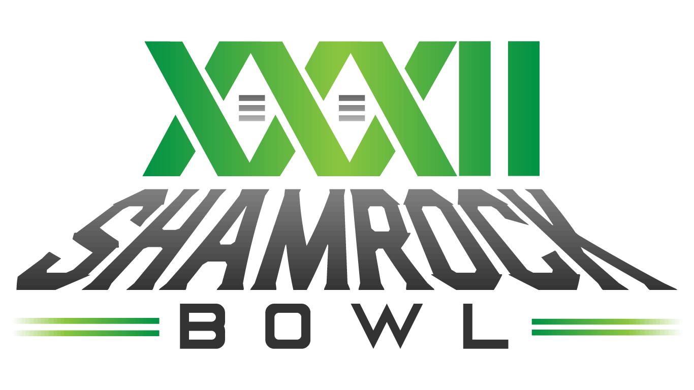 Shamrock Bowl 33 Official Date & Logo Design Competition