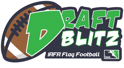 IAFA Flag Football Draft Blitz August 17th