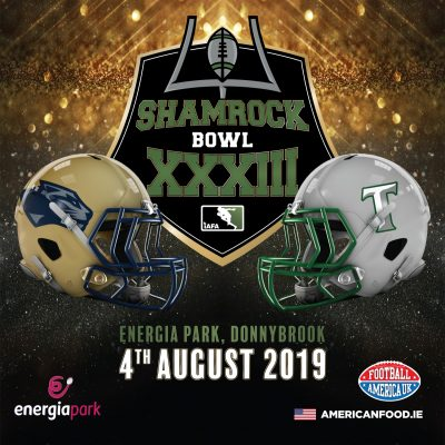 Shamrock Bowl 33 featured on Sport for Business