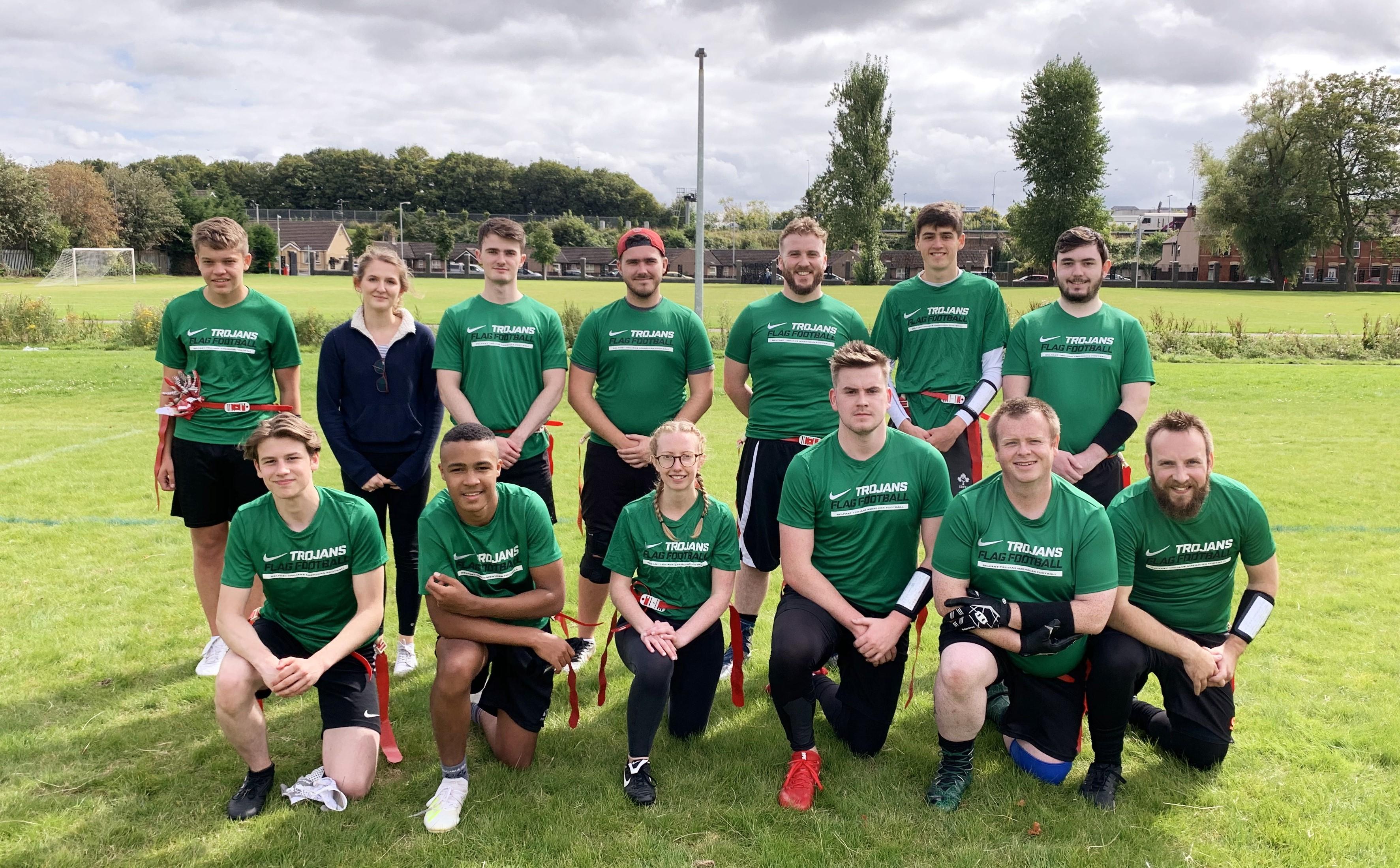 Belfast Trojans 2nd