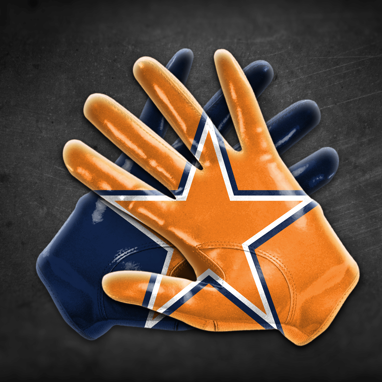 GBC_Flag Football Gloves_Cowboys