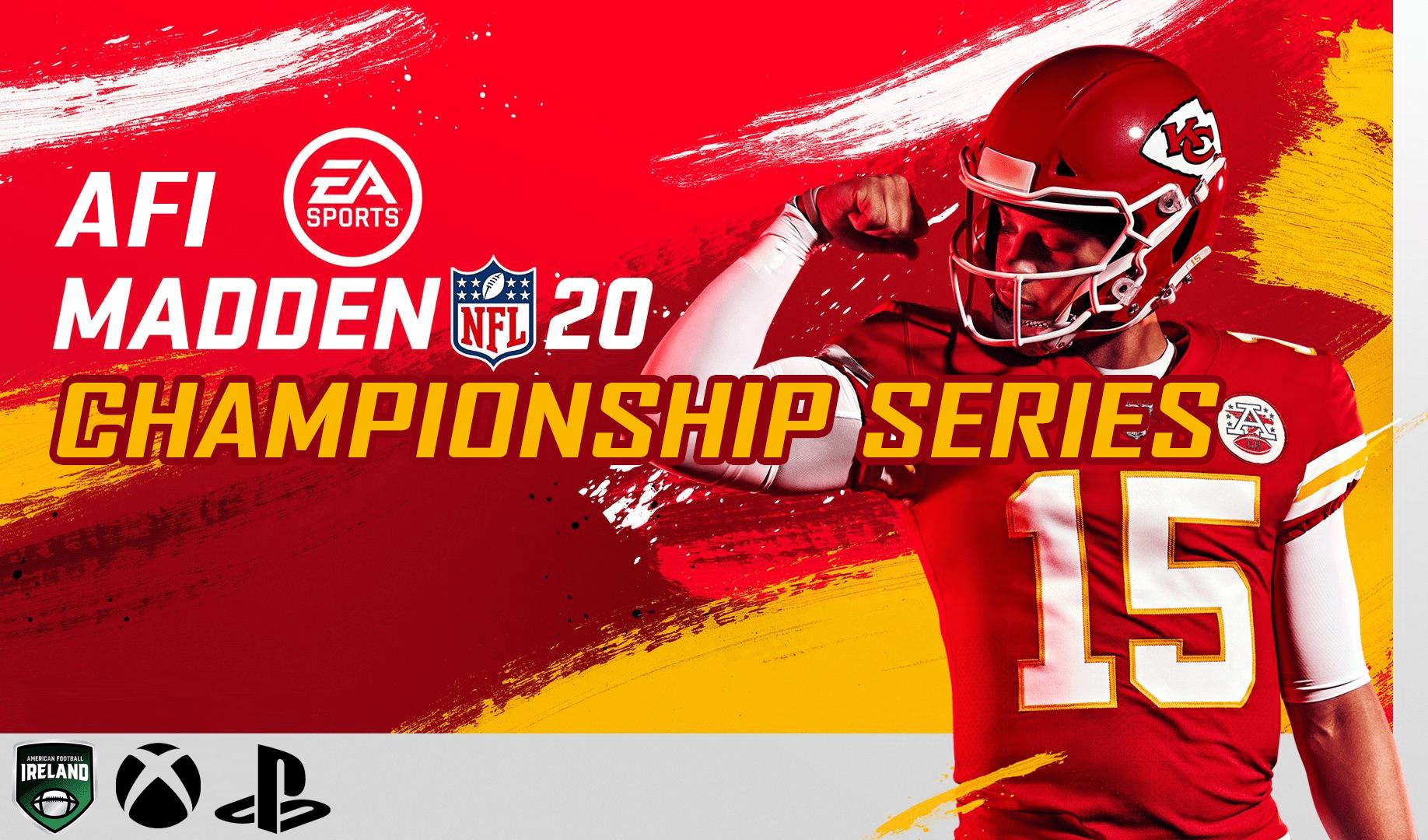 AFI Madden Championship Series 2020